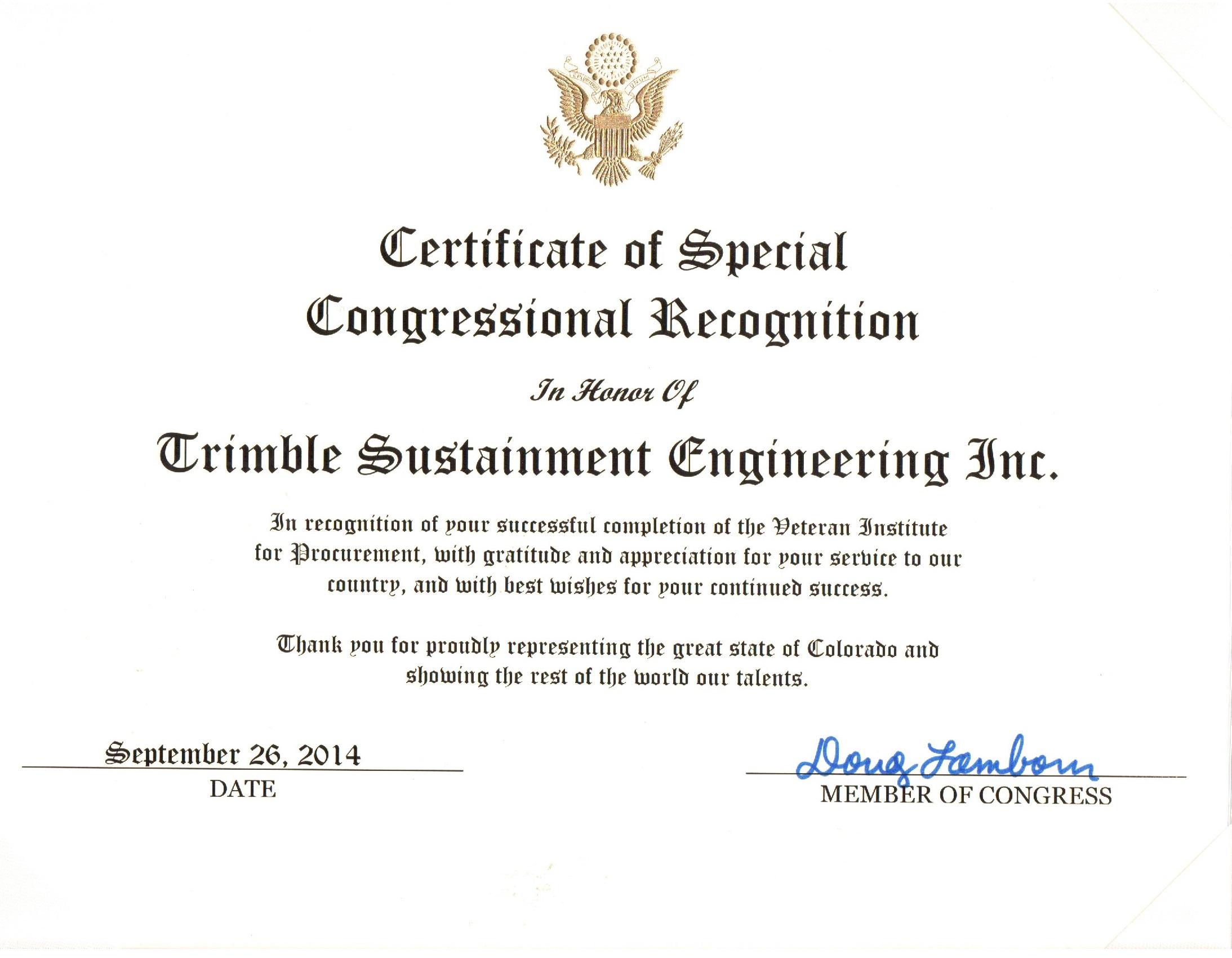 trimble-engineering-congressional-certificate